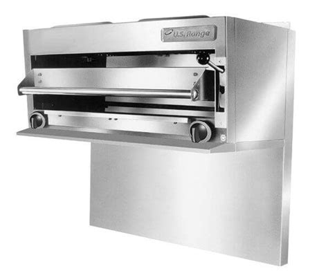 Commercial Kitchen Broiler by Restaurant Kitchen Charbroiler Mise Design