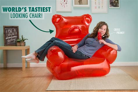 Gummy Chair by For A 1990 S Room Gummi