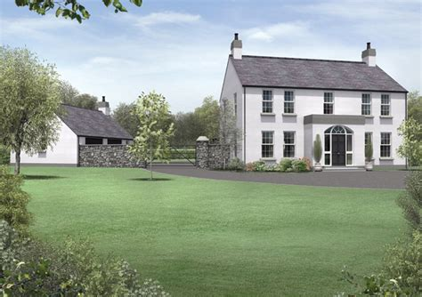 home design group northern ireland replacement dwelling portadown colin lindsay architect