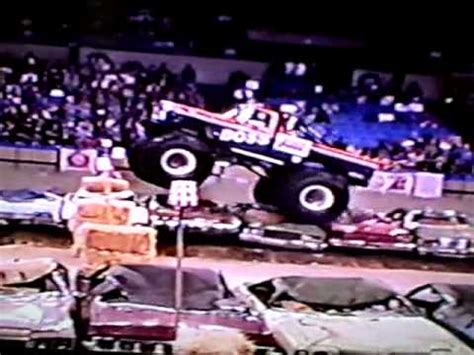 monster truck show portland monster truck show portland oregon feb 20th 1989 part 1
