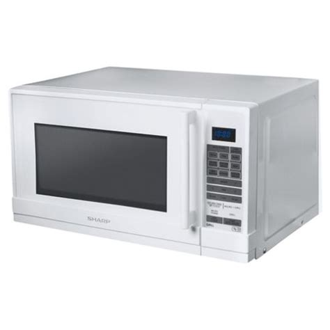 Microwave Grill Sharp buy sharp r658wm 20l white microwave with grill from our sharp range tesco