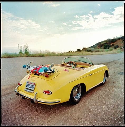 porsche california speedster quot greetings from california quot cali style 356 speedster