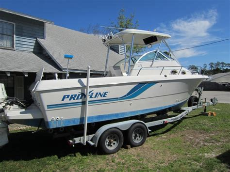 proline offshore boats for sale 1996 25 pro line boats inc 251 for sale in orange beach
