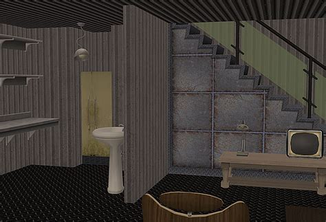 megaton house themes mod the sims fallout 3 megaton house