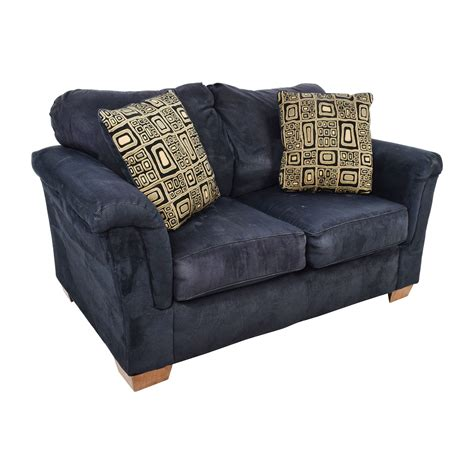 Couches And Loveseats by 81 Furniture Furniture Black Loveseat
