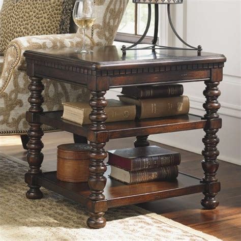 bahama home kilimanjaro carman end table in