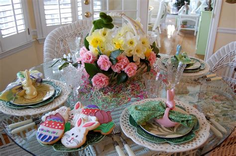 tablescape definition easter tablescape table setting with daffodil camellia