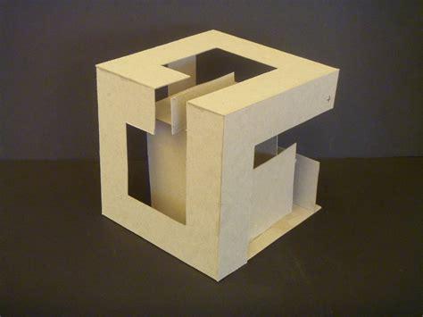 Fio Balok Cube Rubrik Cube planar implied cube study model 5 by samongi on deviantart