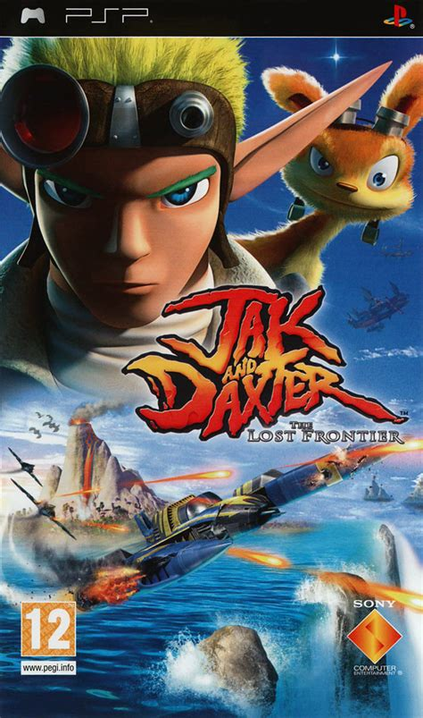 emuparadise jak and daxter jak and daxter the lost frontier usa iso