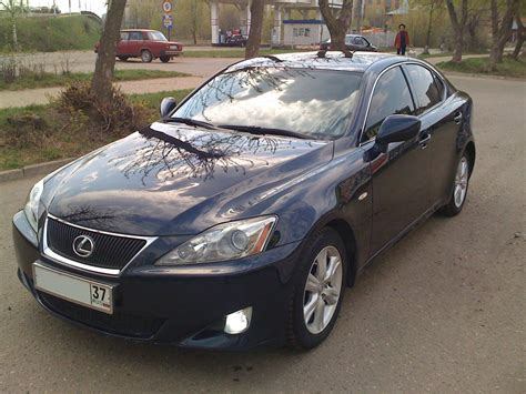 Toyota Lexus Is250 For Sale 2006 Lexus Is250 For Sale 2500cc Gasoline Fr Or Rr