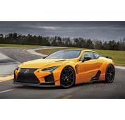 Lexus LC F Best Car