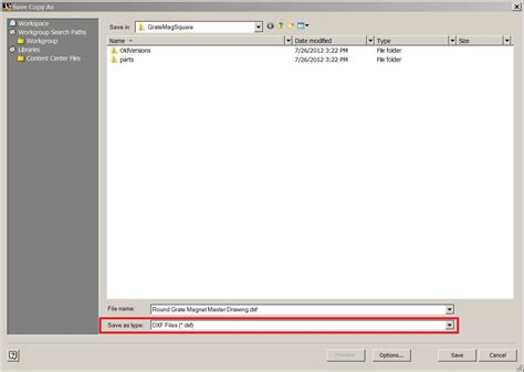 format file inventor inventor 2013 export to dxf autodesk community