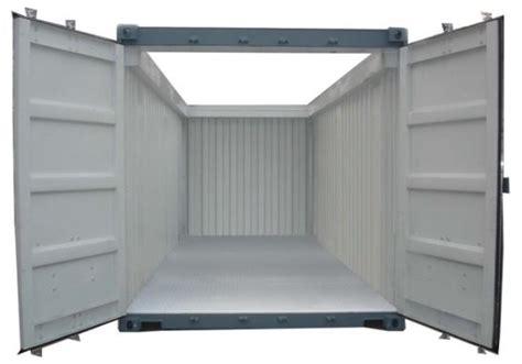 Open Rack Container by Open Top And Flat Rack Shipping Container Company