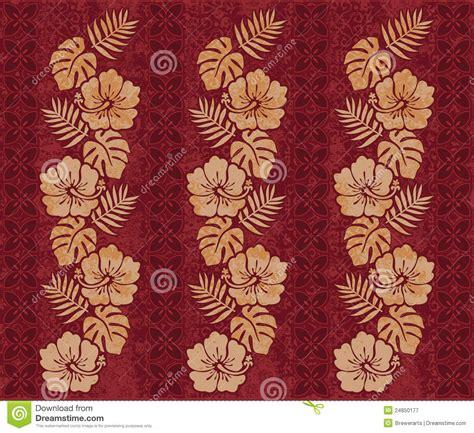 hawaiian shirt pattern royalty free retro hawaiian pattern royalty free stock photography