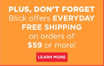 Do Amazon Gift Cards Count Toward Free Shipping - free shipping deals blick art materials