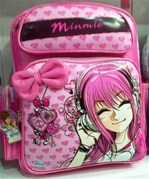Tas Anak Minmie Princess tas sekolah anak tk toko bunda
