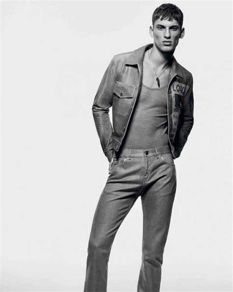 Louis Vuitton launches their Men's Denim Collection