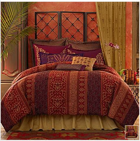 Moroccan Bed Sets Jcp Artesia Spice Bedding Belledame73 Flickr