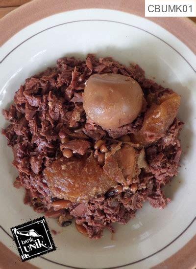 Gudeg Kaleng Bu Tijtro Selera Pedas Murah gudeg kaleng bu tjitro food murah batikunik
