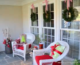 Decorating Your Porch For Christmas - bathroom decor christmas decorating ideas your trend decoration for astounding front porch