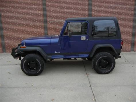 1989 Jeep For Sale Used 1989 Jeep Wrangler For Sale Carsforsale
