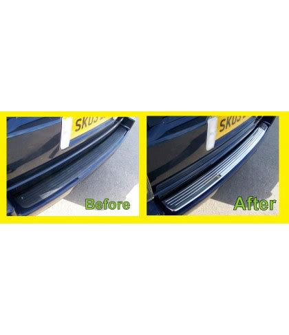range rover l322 rear bumper range rover l322 rear bumper step cover polished stainless