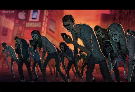 imagenes geniales de zombies zombies modernos