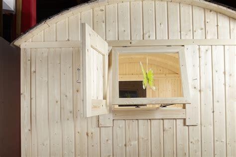 kinderspielhaus wolff camping bauwagen holz stelzen