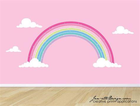 Rainbow Pink best 25 rainbow wall ideas on rainbow room