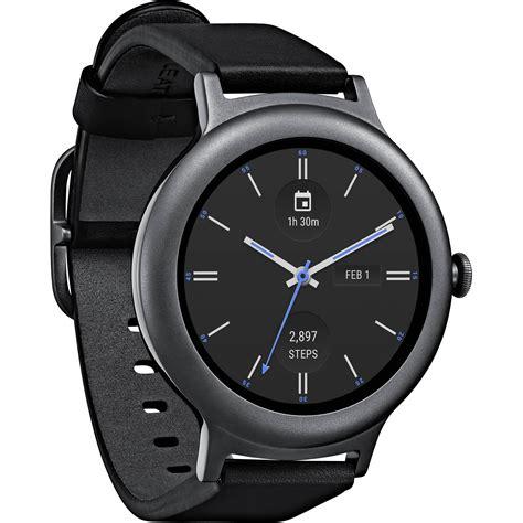 Smartwatch Lg lg style smartwatch titanium lgw270t b h photo
