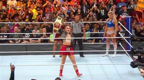 charlotte flair vs rousey ronda rousey defeats charlotte flair at wwe survivor