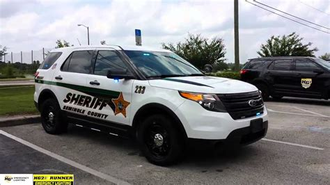 Seminole County Sheriff Search Hg2 Emergency Lighting Lighting Package On Seminole County Sheriff Ford Explorer