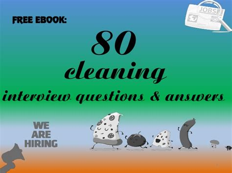 top 10 cleaning questions with answers