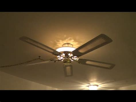 unbranded lighted housing ceiling fan