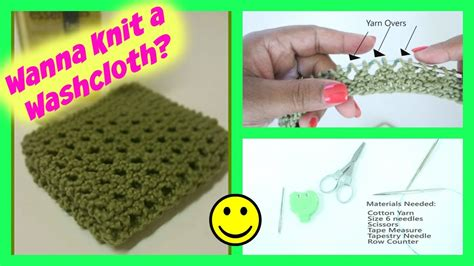 how to knit a washcloth how to knit a spa washcloth great for beginners my