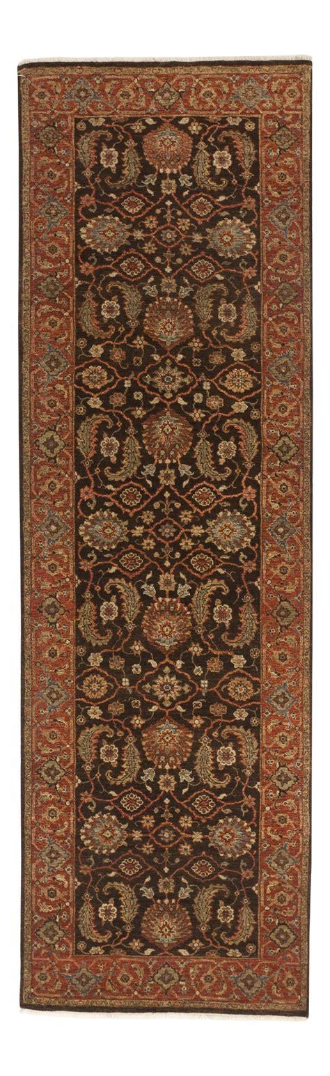 indian runner rugs handmade indian runner rug 3 x 10 chairish