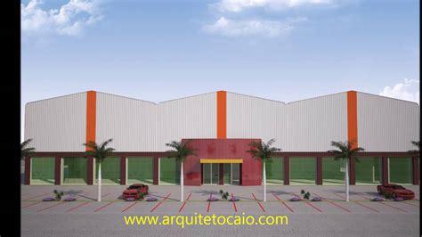 planta barracao projeto planta galp 227 o industrial de estrutura met 225 lica e