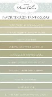 Green paint color ideas benjamin moore dried parsley benjamin moore