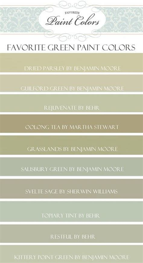 favorite paint colors seafoam 2015 personal