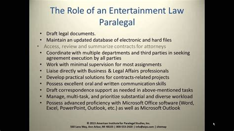 Entertainment Paralegal by 29 Best Wiley Projects Images On