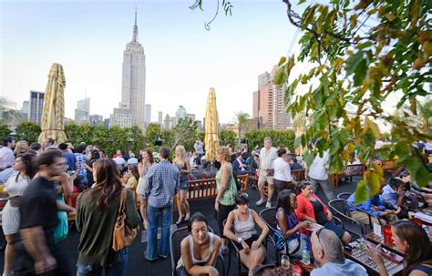 Top Bars New York by The Best Rooftop Bars In Nyc The Ultimate Guide To