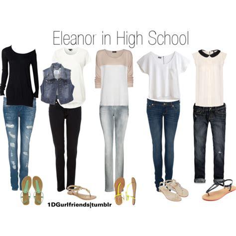eleanor high school polyvore