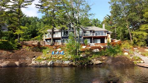 Luxury Cottage Rentals Ontario by Luxury Ontario Cottage Rentals Featured Cottages Gallery