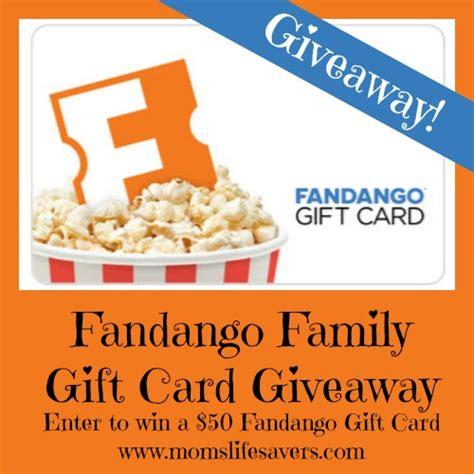 Fandango Gift Card Not Working - fandango family gift card giveaway mom s lifesavers