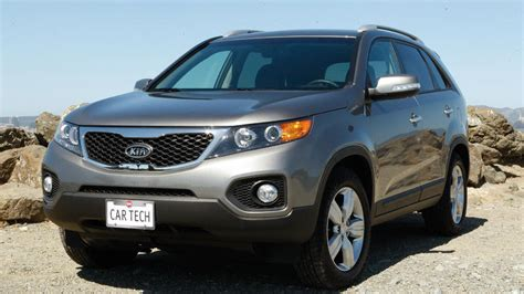 2012 Kia Sorento Manual 2012 Kia Sorento Ex Review Roadshow