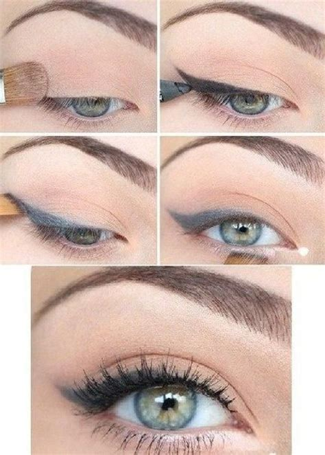 Eyeliner Make Up winged eyeliner tutorial step by step style arena