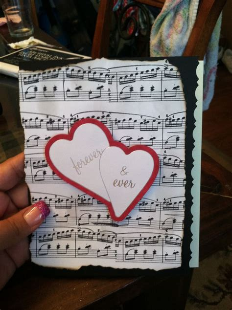 Handmade Anniversary Gifts For Boyfriend - 51 best images about cards on
