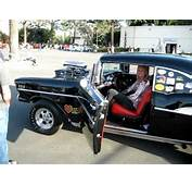 57 Chevy Gasser At Grand National Roadster Show  YouTube