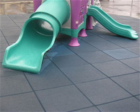 """Eco Safety"" Rubber Playground Surfacing"