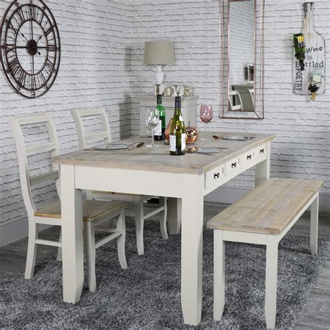 gray dining table with bench large grey 8 drawer dining table with bench and 2 chairs